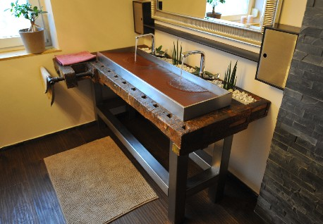 Wohndesign haus 31 for Antike waschtische